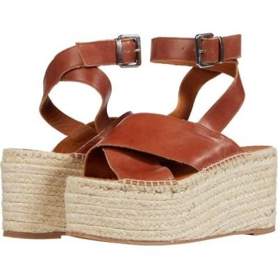 アロハス ALOHAS レディース エスパドリーユ ウェッジソール シューズ・靴 Vegas Platform Espadrille Wedge Camel