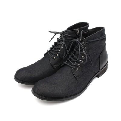 ブーツ Dedes / デニムショートブーツ(5141)_mns
