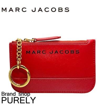 マークジェイコブス MARC JACOBS 財布 コインケース レディース 全品ポイント2倍 PVC M0015464 622 ファイヤーレッド