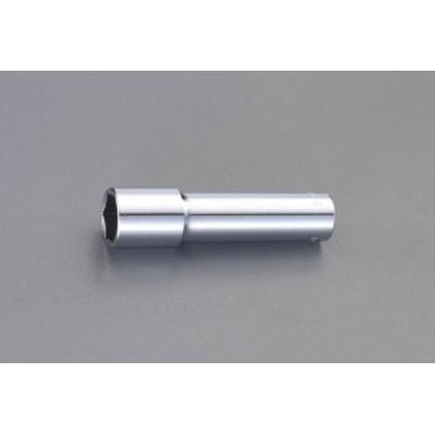 エスコ(ESCO) 1/2sqx19mm ソケット(ホイールナット用) EA611KA-19