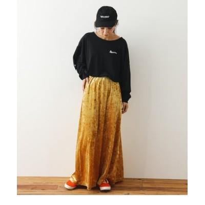 ベロアデイリースカート