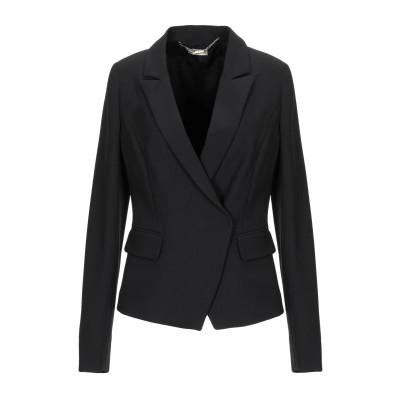 リュー ジョー LIU •JO テーラードジャケット ブラック 44 ポリエステル 88% / ポリウレタン 12% テーラードジャケット