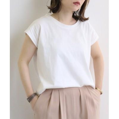 tシャツ Tシャツ ◆USA Cotton◆フレンチスリーブトップス