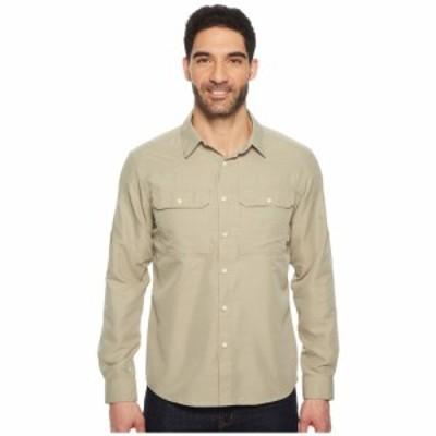 マウンテンハードウェア Mountain Hardwear メンズ シャツ トップス Canyon(TM) L/S Shirt Badlands