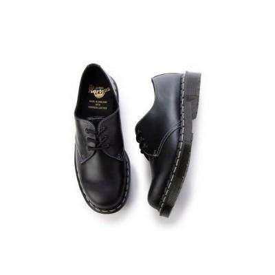ドクターマーチン Dr.Martens MIE Fashion 1461 3ホールシューズ CAVALIER (BLACK)