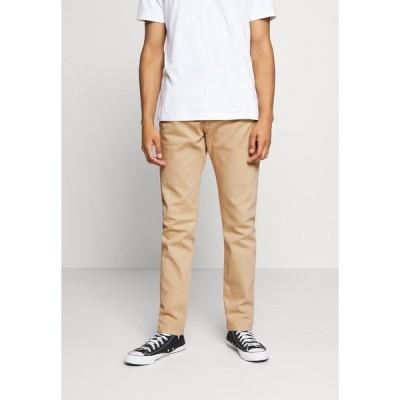 ディーゼル デニムパンツ メンズ ボトムス D-YENNOX - Slim fit jeans - beige