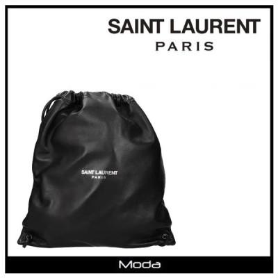 サンローラン バックパック メンズ リュック ブランド 黒 ブラック