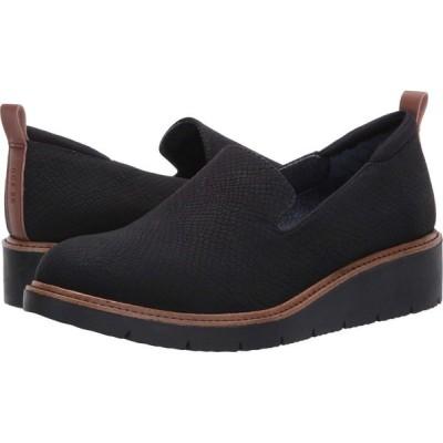 ドクター ショール Dr. Scholl's レディース ローファー・オックスフォード シューズ・靴 Sidekick Black