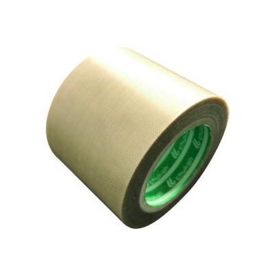チューコーフロー AGF101-16X25 性能向上ふっ素樹脂粘着テープ ガラスクロス 0.16−25×10 AGF10116X25