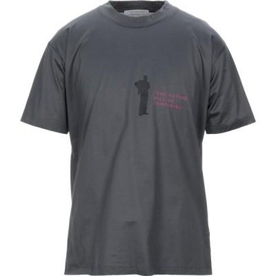 ロウブランド LOW BRAND メンズ Tシャツ トップス t-shirt Lead