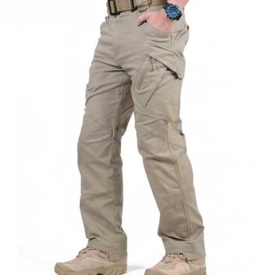 カーゴパンツ ミリタリーパンツ メンズ レディース ワークパンツ ファスナー カーゴパンツ 迷彩柄 軍パン ズボン パンツ カジュアル スト