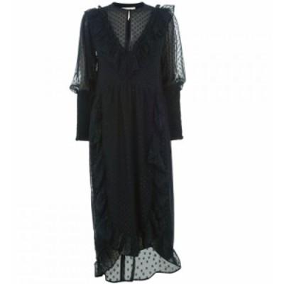 ローリーズ ランドリー Lollys Laundry レディース ワンピース ワンピース・ドレス Lollys Adriana Dress WASHED BLACK