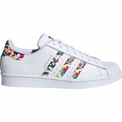アディダス adidas メンズ スニーカー シューズ・靴 Originals Superstar Shoes White/White/Gold