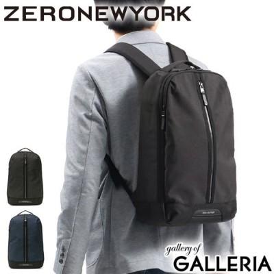 最大21%獲得 ゼロニューヨーク リュック ZERO NEWYORK アストリア Astoria リュックサック 通勤 通学 15L A4 Lサイズ メンズ エース 81065