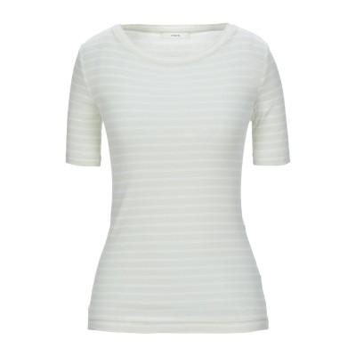 VINCE. T シャツ ライトグリーン XS ピマコットン 100% T シャツ
