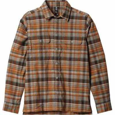 マウンテンハードウェア Mountain Hardwear メンズ シャツ トップス Voyager One Shirt Wet Stone