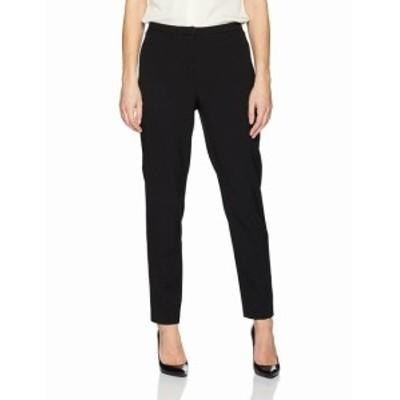 Ellen Tracy エレントレーシー ファッション パンツ Ellen Tracy Womens Dress Pants Black Size 8X28 Stretch Slim Leg