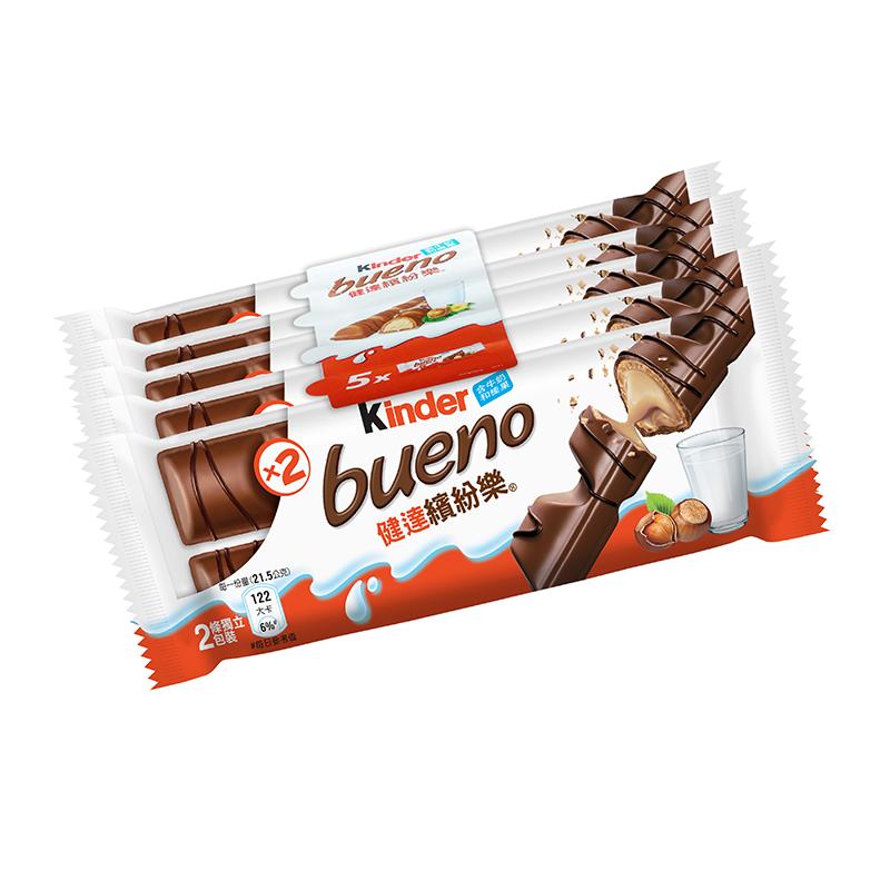 健達繽紛樂巧克力5入裝