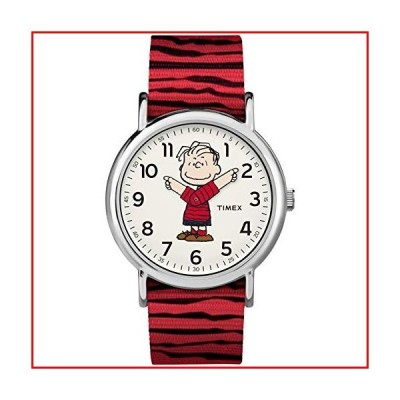 [タイメックス] Timex x Peanuts Linus ユニセックス 腕時計 TW2R412006B - ガールズウォッチ【USA 海外出荷】【並行輸入品