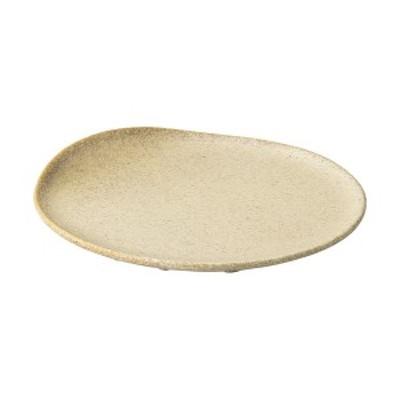 【取り寄せ商品】 和 WA-ware 絹衣 きごろも 5.5刺身皿【日本製】 18700070 【アイボリー  ベージュ エクリュ】