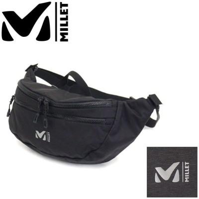 MILLET (ミレー) MIS0697 EXP SPEED ウェストバッグ パッカブル 全2色 MI004