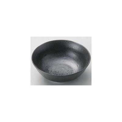 和食器黒12cm取鉢/大きさ・12×4.5cm