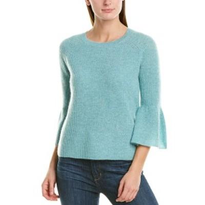 リラピー レディース ニット&セーター アウター Lilla P Cashmere Sweater winter sea