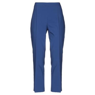CLIPS MORE パンツ ブルー 48 コットン 49% / ナイロン 46% / ポリウレタン 5% パンツ