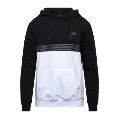 アントニー モラート ANTONY MORATO スウェットシャツ ブラック M コットン 96% / ポリウレタン 4% スウェットシャツ