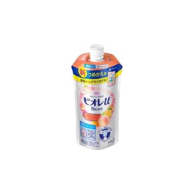 花王 ビオレu スイートピーチの香り つめかえ用 (340mL) 詰め替え用 ボディウォッシュ