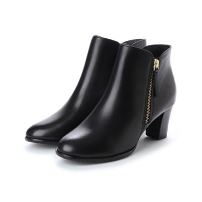 EVOL / 【EVOL】 本革サイドジップショートブーツ IN8032 WOMEN シューズ > ブーツ