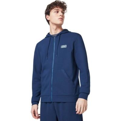 オークリー Oakley メンズ スキー・スノーボード パーカー トップス patch fz hoodie Universal Blue