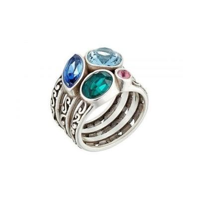 Brighton ブライトン レディース 女性用 ジュエリー 宝飾品 リング 指輪 Elora Gems Vitrail Ring - Multi