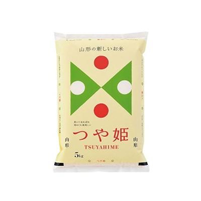 山形県産つや姫 5kg 令和1年産 白米 お米