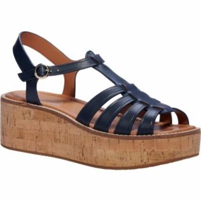 ケイト スペード KATE SPADE NEW YORK レディース サンダル・ミュール シューズ・靴 Mabel Sandal Blazer Blue Leather