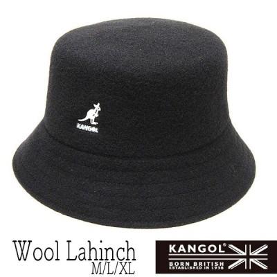 帽子 KANGOL カンゴール ウールバケットハット WOOL LAHINCH メンズ レディース ユニセックス 秋冬 大きいサイズの帽子アリ