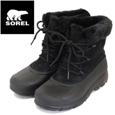 SOREL (ソレル) NL3482 SNOW ANGEL スノーエンジェル レディース スノーブーツ 010 BLACK SRL044