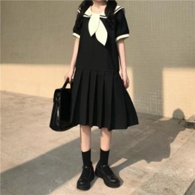 レディースファッション 日本Tシャツボディコンドレス夏の女性のための韓国のラップドレス2020新しいプレッピースタイル半袖Tiktokコット