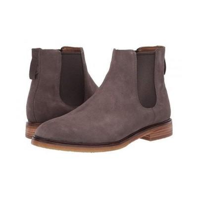 Clarks クラークス メンズ 男性用 シューズ 靴 ブーツ チェルシーブーツ Clarkdale Gobi - Taupe Suede