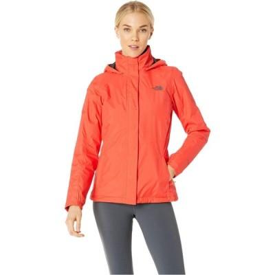 ザ ノースフェイス The North Face レディース ジャケット アウター Resolve Insulated Jacket Juicy Red/Juicy Red