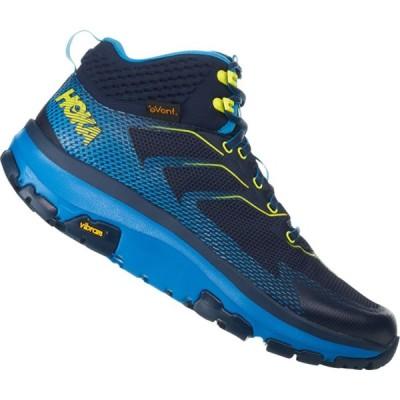 ホカ オネオネ HOKA ONE ONE メンズ ブーツ シューズ・靴 Toa GTX Black Iris/Blue