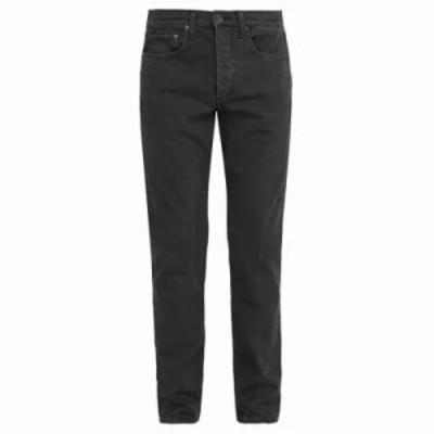 ラグ&ボーン ジーンズ・デニム Fit 2 slim-leg jeans Black
