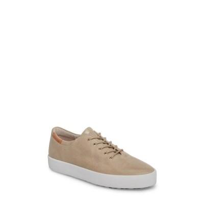 ブラックストーン レディース スニーカー シューズ Lace-Up Leather Sneaker INCENSE