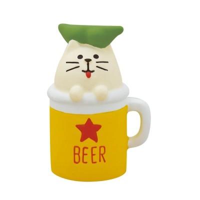 DECOLE concombre おばけ猫ビール
