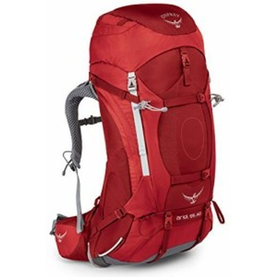 Osprey Packs Women's Ariel AG 55 Backpack Picante Red X-Small [並行輸 (未使用品)