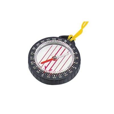 シンワ測定 方向コンパス 地図用丸型 75614