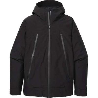 マーモット メンズ ジャケット・ブルゾン アウター Marmot Men's Solaris Jacket Black