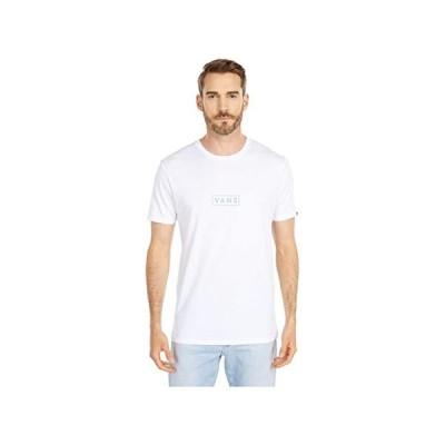 バンズ Easy Box Short Sleeve T-Shirt メンズ シャツ トップス White/Canton
