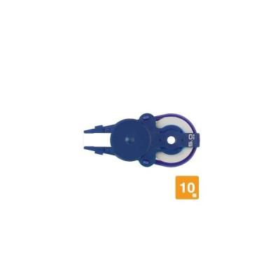 PLUS (プラス) ホワイパースライド用交換テープ WH-015R-10P【ブルー】【テープ幅5mm】【10個パック】