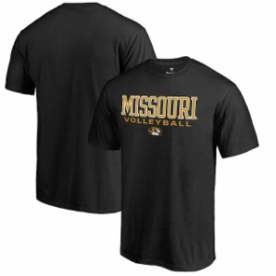 Fanatics Branded ファナティクス ブランド スポーツ用品  Fanatics Branded Missouri Tigers Black True Sport Volleyball T-Shirt